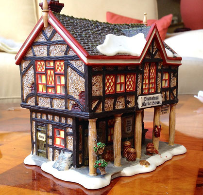 PLUMSTEAD MARKET HOUSE - DP 56-58737 - vue 6