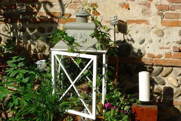L'échappée belle - Ecrin de fleurs et de verdure