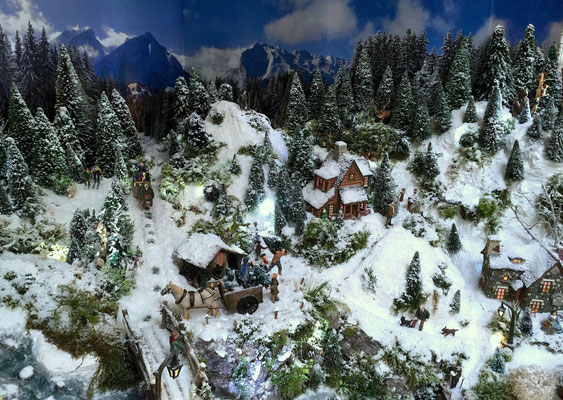 Village Noël /Christmas Village 2014 : Vues générales 11