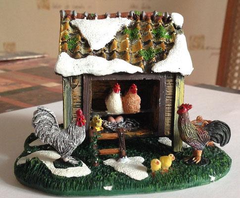 Little chicken farm - 610042 - Vue 2
