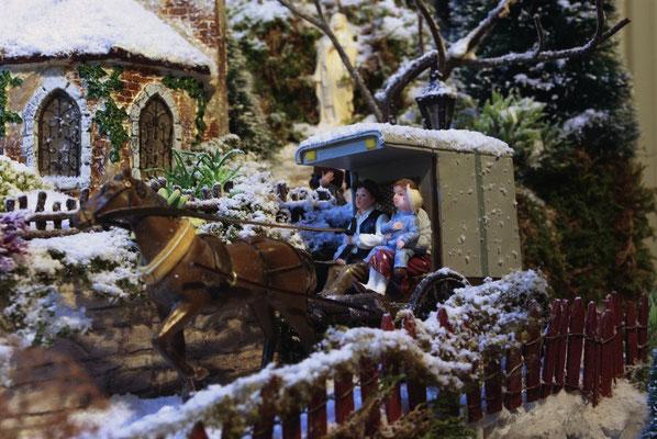 Village de Noël/Christmas Village 2014: Nouveaux arrivants