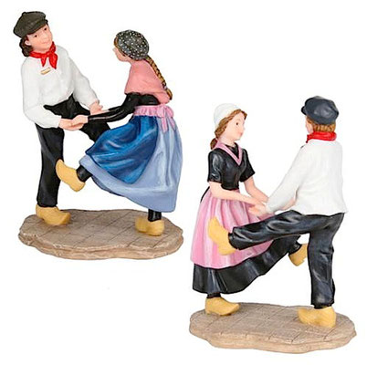 601579-Dancing on wooden shoes