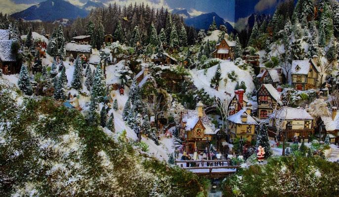 Village Noël /Christmas Village 2014 : Vues générales 05