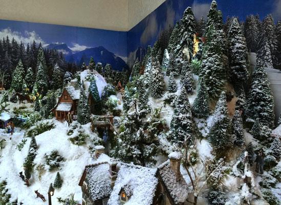 Village Noël /Christmas Village 2014 : Vues générales 10