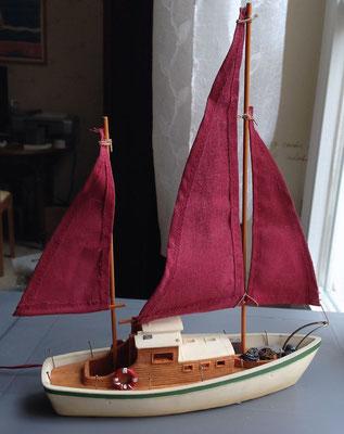Sailing boat - 601309 - Vue 1