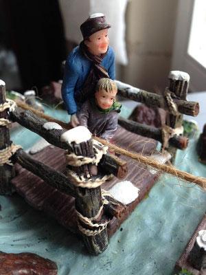Wooden raft - 604016 - Vue 4