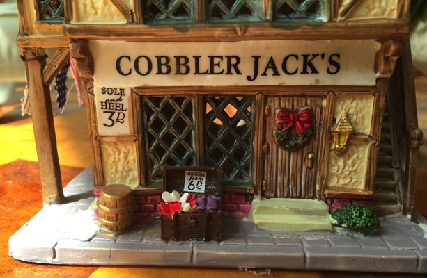 Cobbler Jack's - Lemax 15624 - vue 6