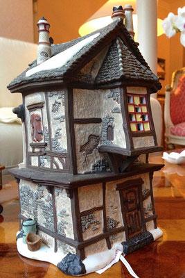 EBENEZER SCROOGE'S HOUSE - DP 56-58490 - vue 3