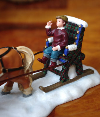 Child carriage with pony - 600712 - vue 4