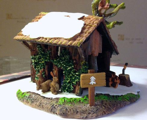 Forest hut - 604009 - Vue 3