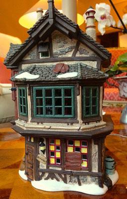 EBENEZER SCROOGE'S HOUSE - DP 56-58490 - vue 1