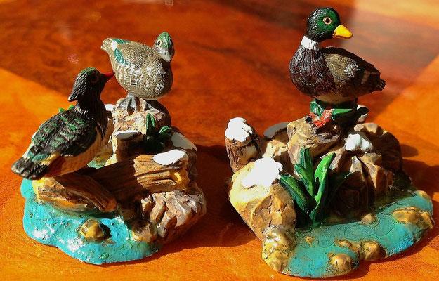 Mallard and wood duck - #56-53002 - Vue 3