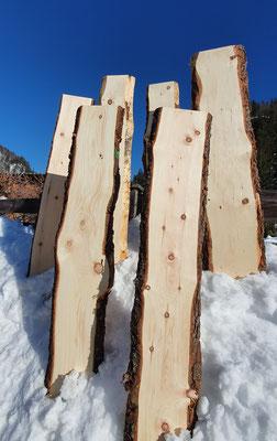 Zirbenholz gehobelt im Karton Kaufen