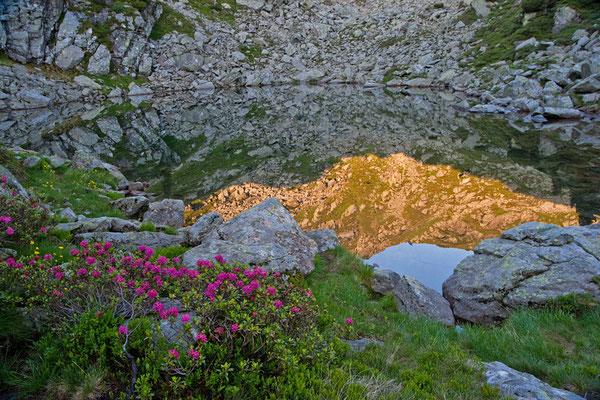 steirischer Bergsee
