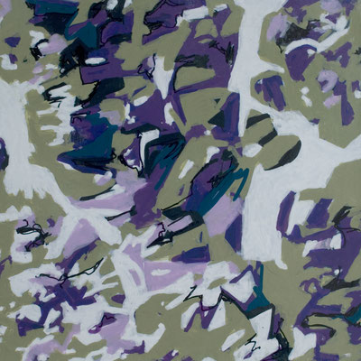 konvergenz_sat20_07, 20x20cm, Acryl auf Papier, 2010
