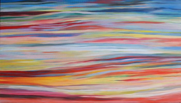 Masse, 210x120cm, oil on canvas, banck 2008 #