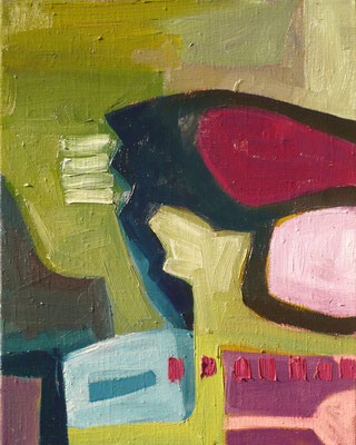 come inside 6, 30x40cm, oil on canvas, banck 2007 #
