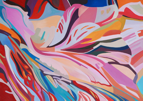 Mircoma 4, 170x120cm, oil on canvas, banck 2008 #