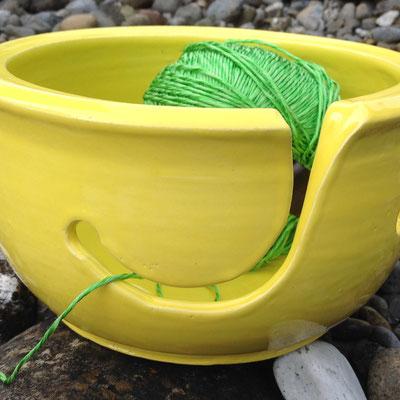 Yarnbowl / Wulleschüssel hellgrün