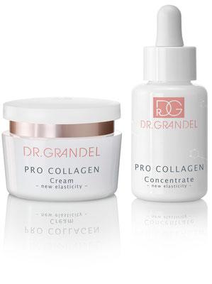 Pro Collagen Produkte von Dr. Grandel bei Friseur & Kosmetik Team Kessler in Dresden