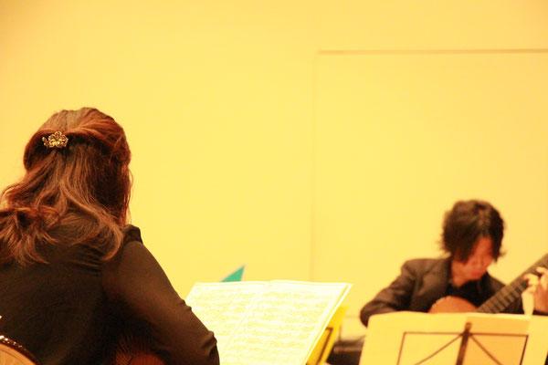 マンドリンの生徒さん&マンドリン・ギター教室、講師吉住和倫