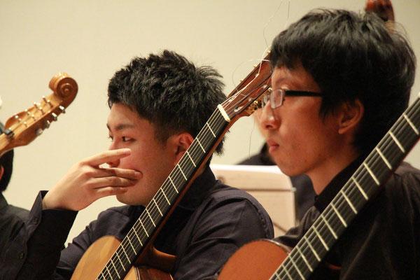 ギター教室 生徒さん