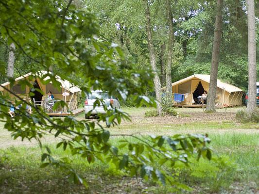 camping Huttopia - Lac de Sillé*** ©R-Etienne