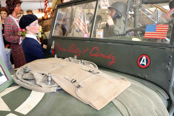 Musée 2ème Guerre Mondiale Roger BELLON ©OT4CPS