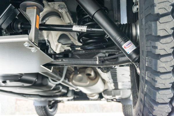 Seikel Farwerksumbau VW T6