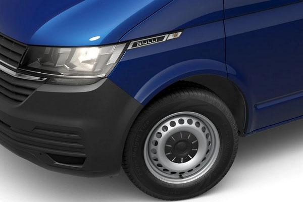 VW Lackfarbe Ravennablue Metallic