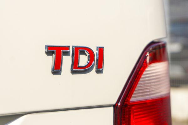 Durchzugsstarke und sparsame TDI Motoren im VW t6.1