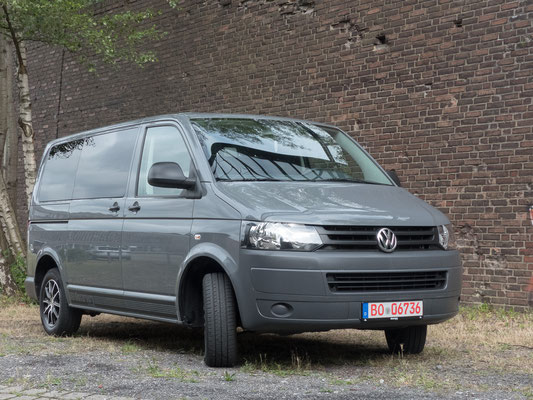 VW T5 Urban Camper