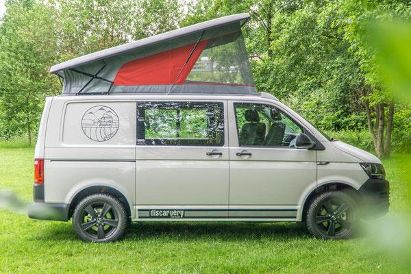 T6 Campingbus mit SCA 290 Schlafdach