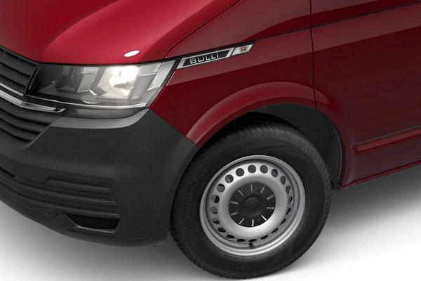 VW Lackfarbe Fortanarot Metallic (NEU 2020)