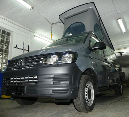 "VW T6 Camper ""Limited"""