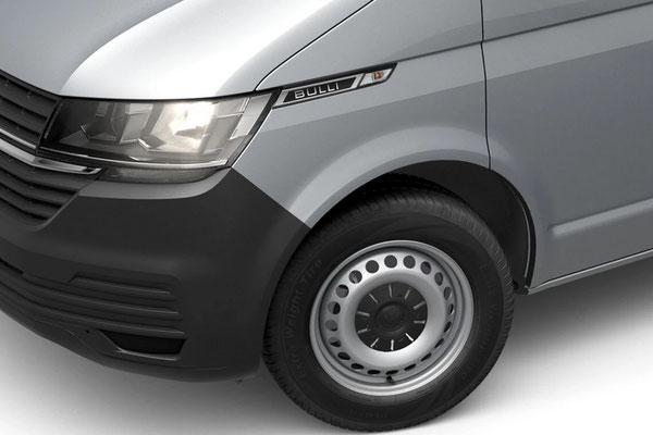 VW Lackfarbe Reflexsilber