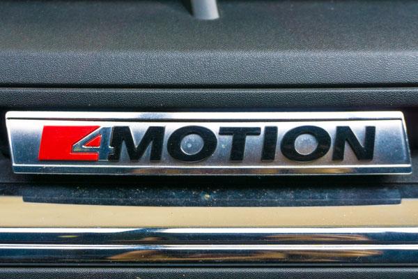 4motion Allradantrieb für Zugfahrzeuge oder Offroadcamper