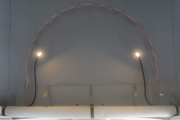 LED Schwanenhalsleuchte