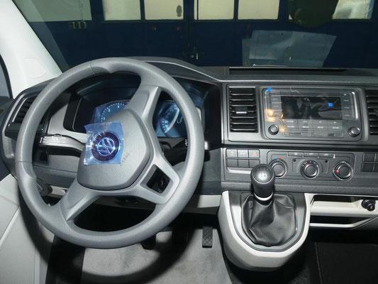 Cockpit VW t6