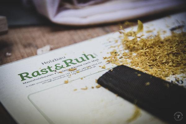 Holzbau Rast und Ruh