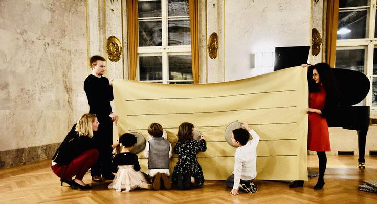 Musikkurs für Kinder