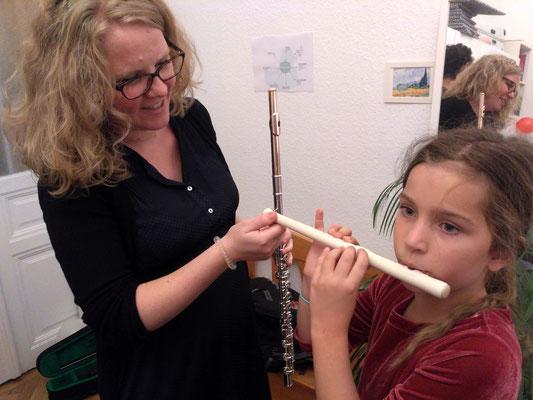 Flötenunterricht Wien für Kinder
