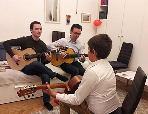 Gitarrenunterricht wien