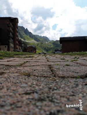La Plagne - Topo Rando 2 - la Roche de Mio / les Inversens / Belle-Plagne - www.beanico-photo.fr