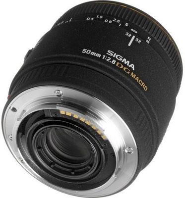 Sigma 50 mm f/2.8 EX DG Macro - par Beanico-photo