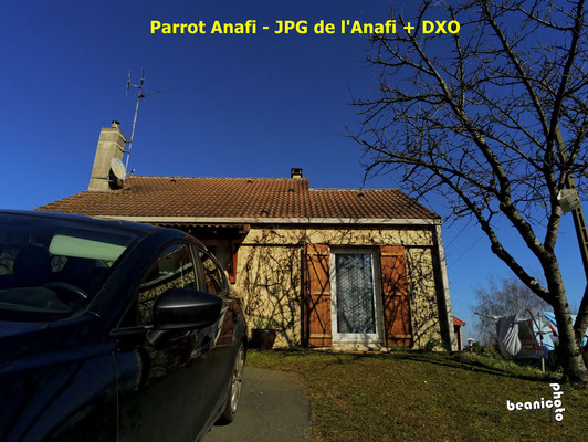 www.beanico-photo.fr - Test du drone Parrot Anafi