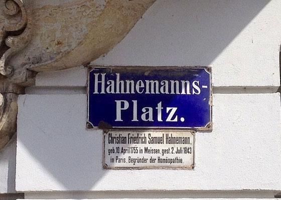 Porzellanstadt Meißen, Geburtsort (1755)