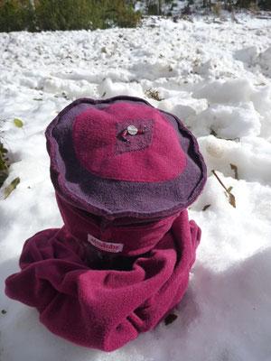 """Le chapeau """"Framboise Cassis"""""""