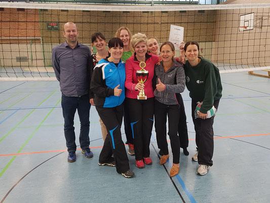 Siegerinnen: VfL Weimar II