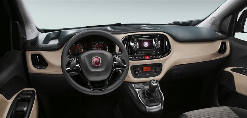 Fiat Doblo Innenraum